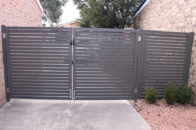Horizontal Fence Gate