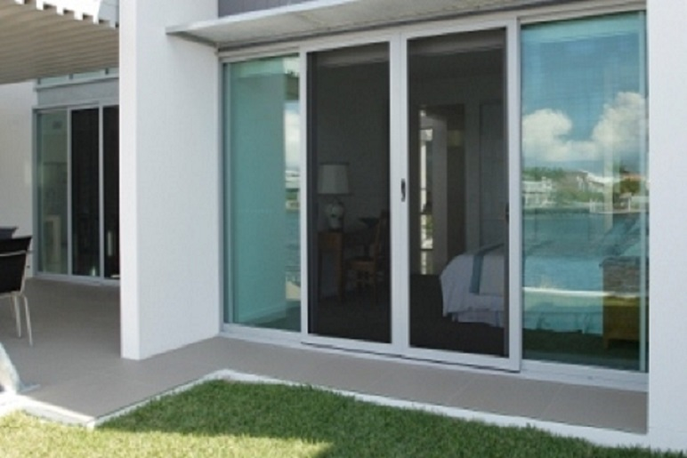 Xceed Sliding Door Outside view